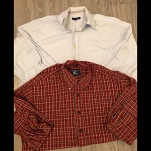 Burberry men's shirts 👔